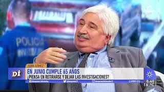 Fiscal Juan Gómez: