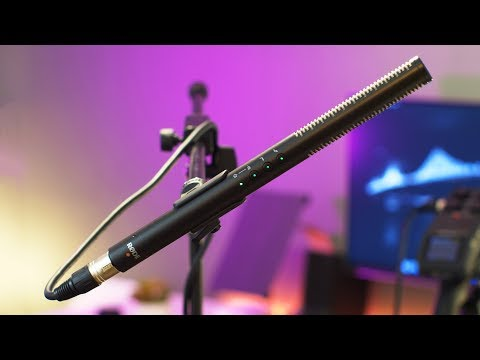 The Perfect YouTube Microphone: Rode NTG4+ | Review
