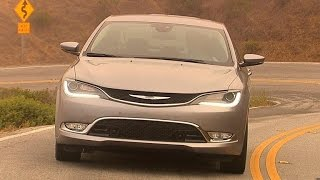 On the road: 2015 Chrysler 200C