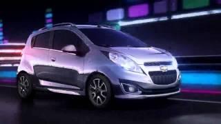 Chevrolet Spark Review