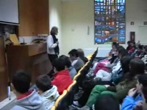 Gonzalo Moure idazlea DBHko ikasleakaz 2006/02/03: 2. zatia