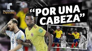 La burla de la Selección de Colombia a la Argentina de Messi en las redes | Telemundo Deportes