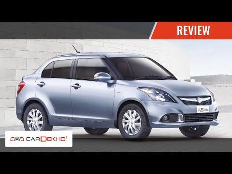 2015 Maruti Suzuki Swift Dzire   Review of Features   CarDekho.com