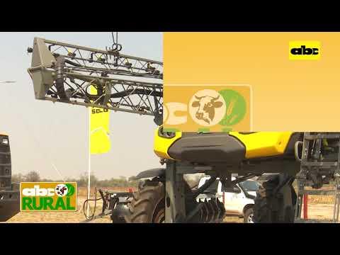 ABC Rural: Bancop presente en jornada de maquinarias en el Chaco