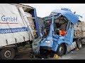 Zdarzenia drogowe z udziałem ciężarówek