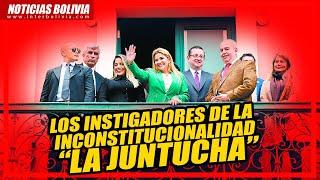 ???? Estos son los SENADORES que IMPUSIERON la PRESIDENCIA de JEANINE ÁÑEZ
