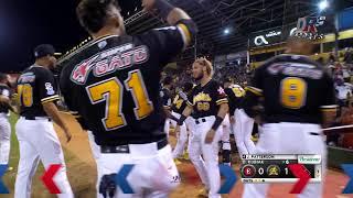 Homerun | Rangel Ravelo (AC) vs Leones del Escogido | 14 ENE 2020 | Serie Semifinal Lidom