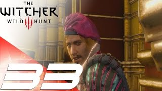 The Witcher 3  - Walkthrough Part 33 - Helping Dandelion (Death March Mode)