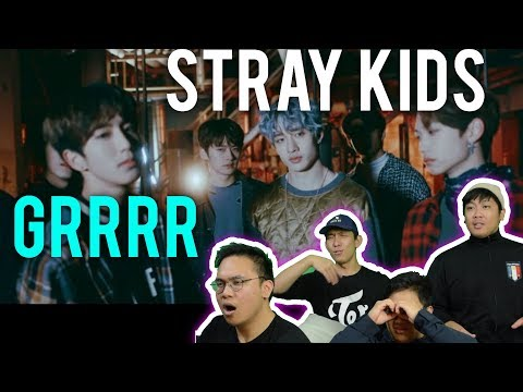 connectYoutube - STRAY KIDS - GRRR 총량의 법칙 (Performance Reaction) #roadto100k