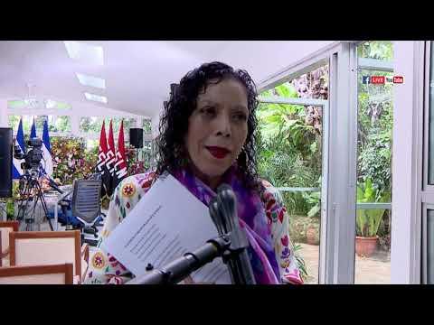 Compañera Rosario Murillo: Vamos adelante conscientes del honor y la honra de ser Patriotas
