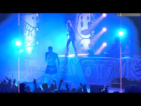 DIE ANTWOORD Tour Dates 2016 - 2017 - concert images & videos TourLALA ...