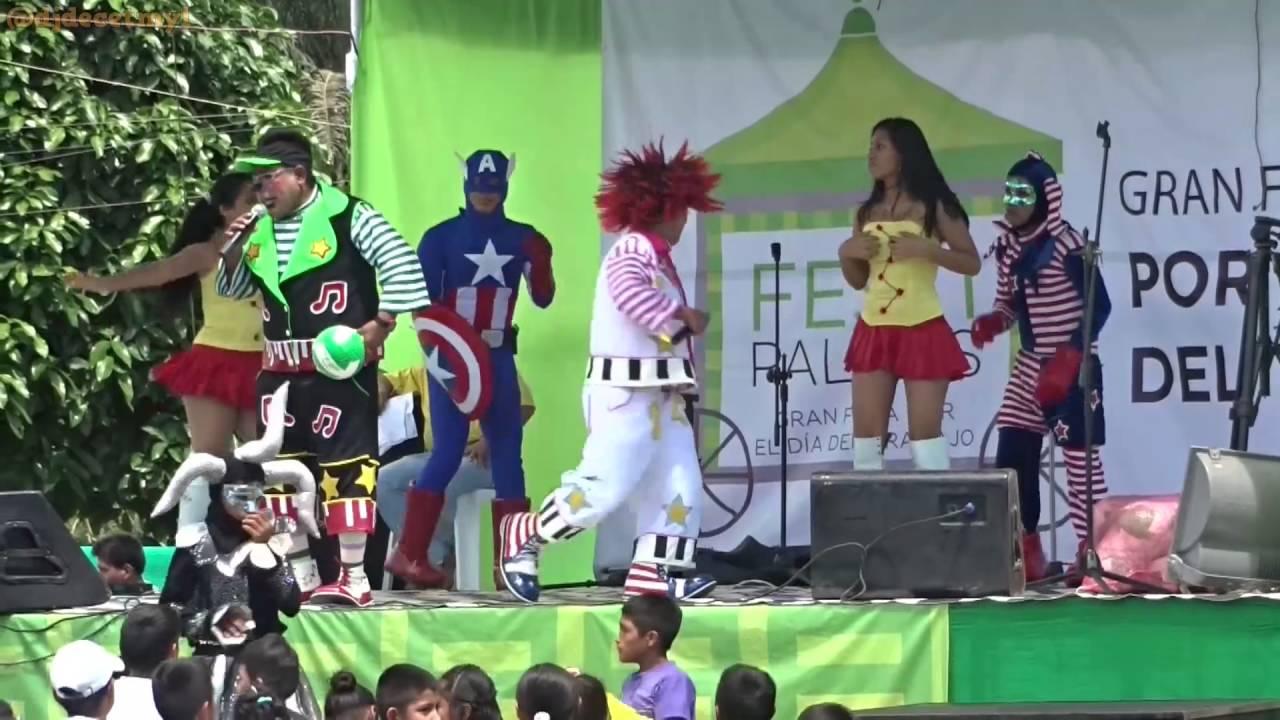 IDE Feliz Dia Del Trbajador Show Infantil