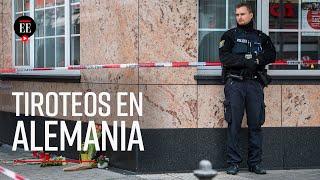 Dos tiroteos dejan al menos ocho muertos en Alemania - Noticias - El Espectador