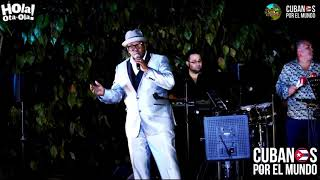 Impresionante presentación del cubano Wilfredo Sánchez ganador del concurso LA HORA KARAOLA