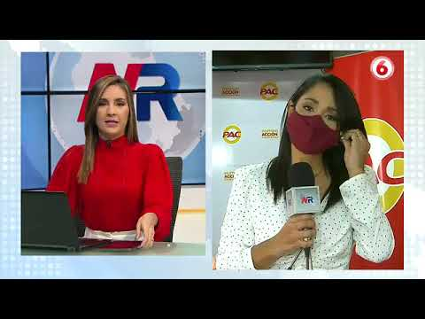 Noticias Repretel mediodía: Programa 23 de Agosto del 2021