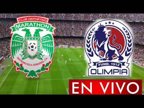 Donde ver Marathón vs. Olimpia en vivo, por la Jornada 9, Liga Honduras 2021