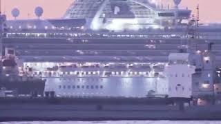 Coronavirus: Cuarentena en Japón en crucero con 3.711 personas a bordo: uno está contaminado