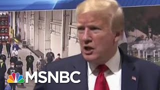 Fears Rise Over Emerging Hot Spots And A Second Wave | Deadline | MSNBC