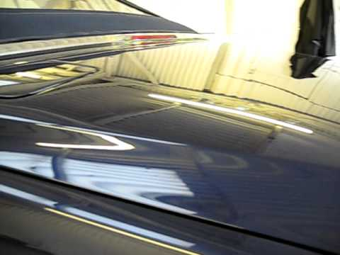 Bentley Azure Convertible-A perfect example of Reflection Detailing