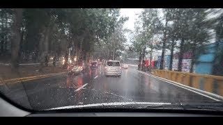 Ingreso de humedad provoca llovizna en Guatemala