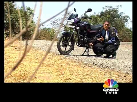 Bajaj Discover 125 on OVERDRIVE