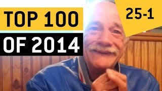 Top 100 Viral Videos of 2014 by JukinVideo | Numbers 25-1