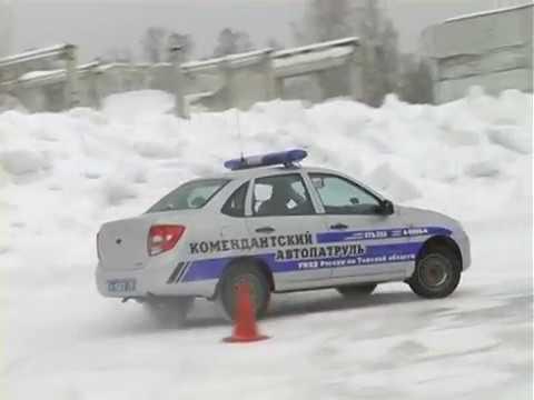 В Томске подвели итоги конкурса на звание «Лучший водитель»