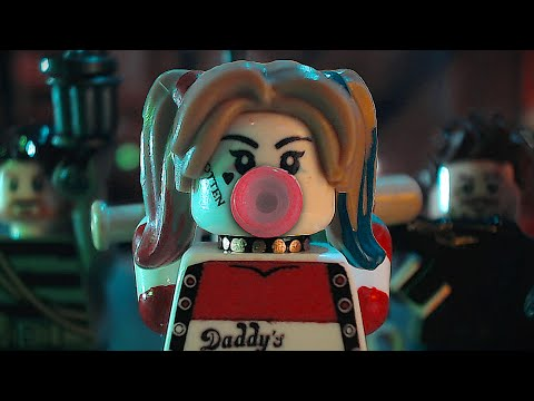 connectYoutube - Suicide Squad IN LEGO!