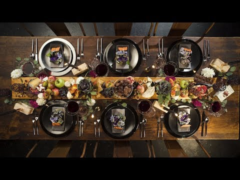 connectYoutube - This Fall-Themed Tablescape Is Friendsgiving Goals