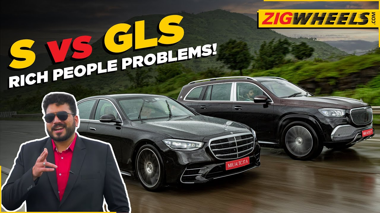 Mercedes-Benz S-Class vs Mercedes-Maybach GLS | Here Comes The Money!