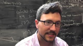 Interview with Chris Klaiber