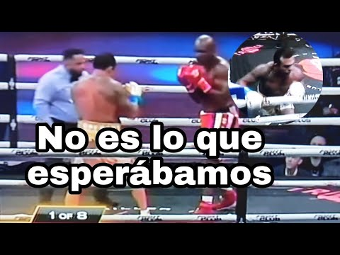 Resumen de la pelea Evander Holyfield vs. Vitor Belfort