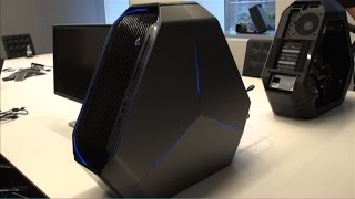 Alienware's Area 51 desktop ready to play