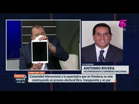 CNE no aprobó TREP para primarias por temor a investigación por compra directa: Toño Rivera