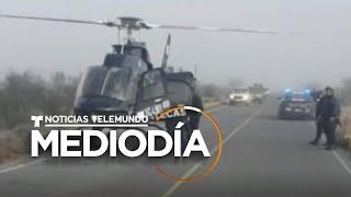 Noticias Telemundo Mediodía, 8 de enero 2020 | Noticias Telemundo