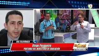 Diego Pesqueira Habla de medidas tomadas por el Presidente Medina