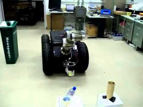 MSU Mobile Manipulator Systems