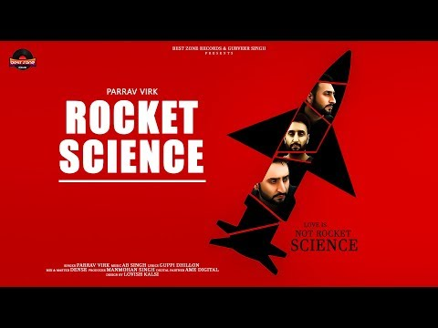 ROCKET SCIENCE LYRICS - Parrav Virk
