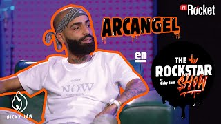 THE ROCKSTAR SHOW By Nicky Jam ???????? - Arcangel | Capítulo 5