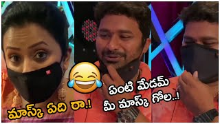Suma Kanakala Requests Everyone To Wear Mask | Suma Kanakala Making Funny | TFPC - TFPC