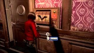 Прохождение Resident evil 6 (Ада Вонг), Глава 1, На борту подлодки