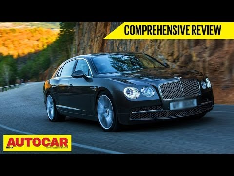 New 2014 Bentley Flying Spur | Comprehensive Review