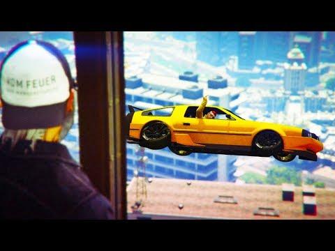 GTA V - RANDOM & FUNNY MOMENTS 81 (Funny Mission Fails, NPC Rides!)