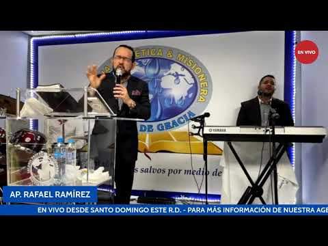 República Dominicana Día 8 - Apóstol Rafael Ramírez Canal Oficial