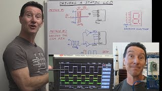 EEVblog #1045 - How To Drive an LCD