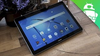 Huawei MediaPad M3 Lite and T3 Lite Hands on!