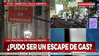 Tragedia en Villa Crespo: ¿Qué dicen las pericias