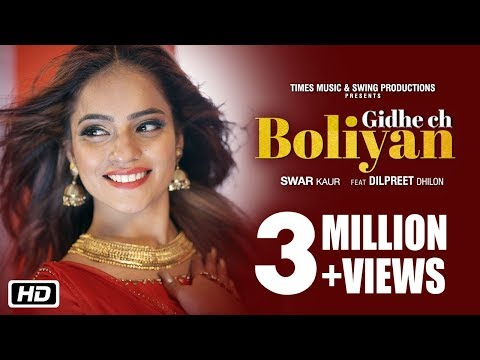 Gidhe Ch Boliyan HD Video Song