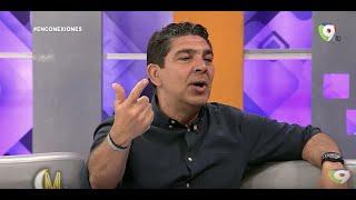 #EnConexionesENM Se menos duro contigo mismo con Jose Lora