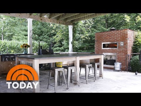 Ordinaire Download Youtube To Mp3: Bobby Flay Reveals His Favorite Room: His Outdoor  Kitchen | TODAY